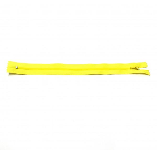 Reißverschluss, ca.25cm, gelb (Farbnr. 110)