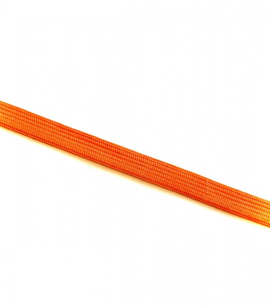 Gummiband 1 cm orange 2m