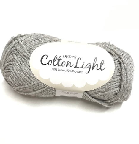 Cotton Light (31) perlgrau