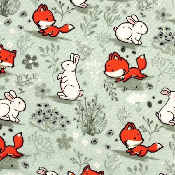 Jersey Fuchs & Hase auf mint