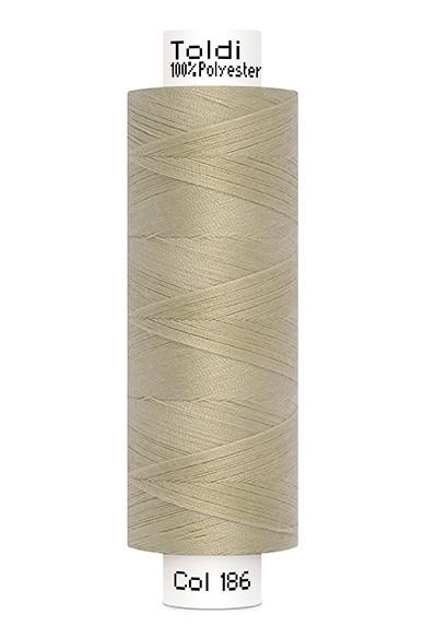 Toldi-Nähgarn, 500m, beige (186)