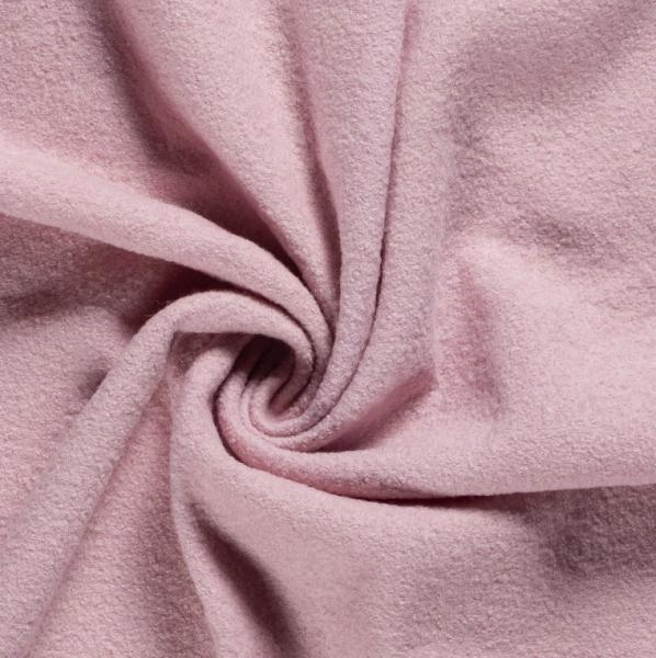 Wollwalk 100% Wolle rosa