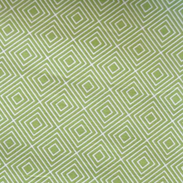 Geometrics, Square hellgrün