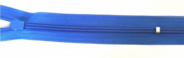nahtverdeckter Reißverschluss, 25cm, verstellbar, royalblau
