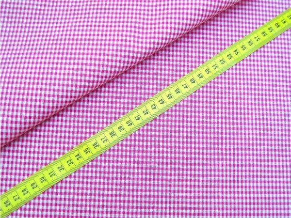 Vichy-Karo pink 2 Größen