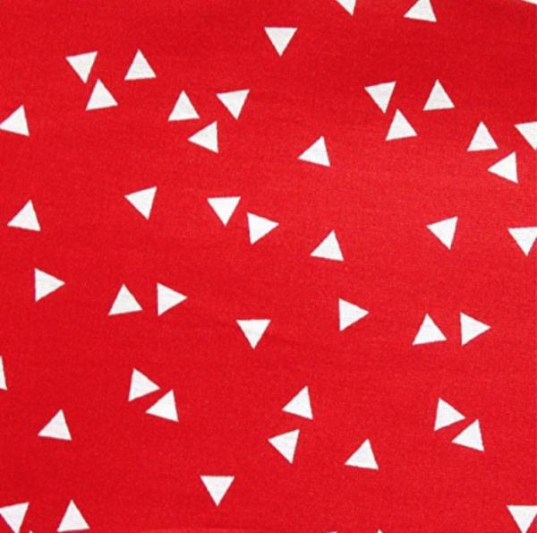 Triangle, Dreiecke rot