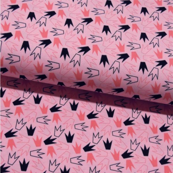 Jersey Kronen rosa
