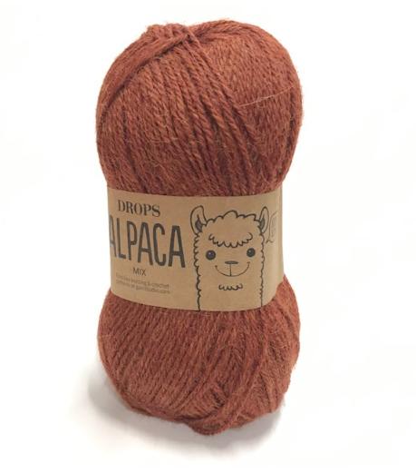 Alpaca (9025) haselnuss mix