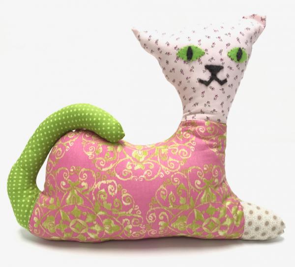 Kleine Katze ca. 31x37 cm