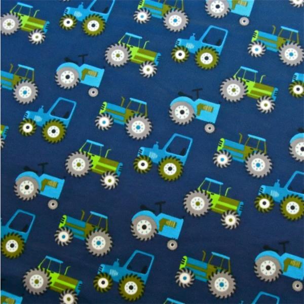 Jersey Trecker dunkelblau Traktoren