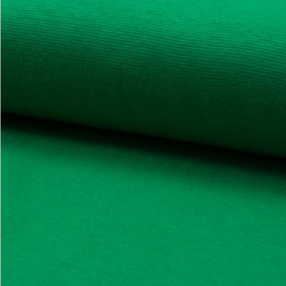 Bündchen-Schlauch dunkelgrün