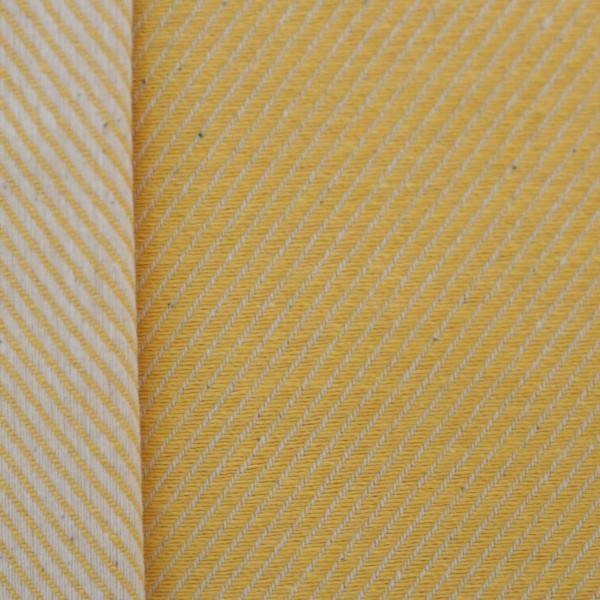 Candy Canvas diagonal gelb