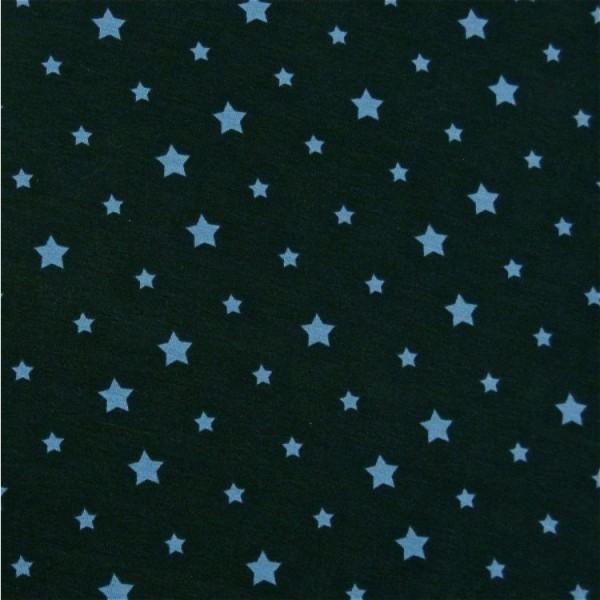 Jersey Sterne dunkelblau-mittelblau