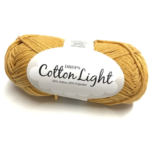 Cotton Light (28) gelb