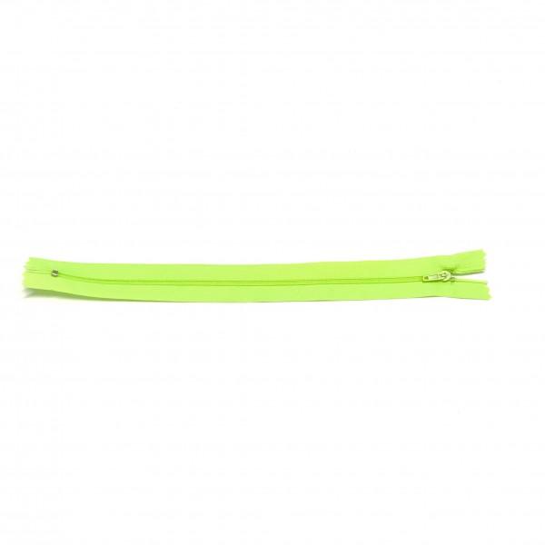 Reißverschluss, ca.25cm, hellgrün (Farbnr. 231)