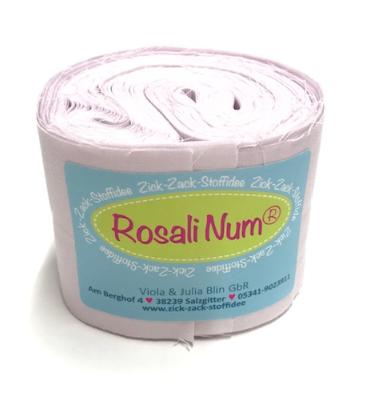 Jelly Roll Basic zartflieder, 6,5cm breit