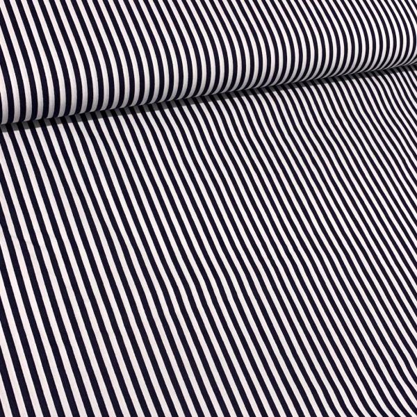 Mini-Streifen dunkelblau 3mm