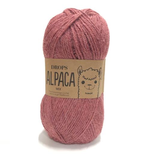 Alpaca (9024) altrosa mix