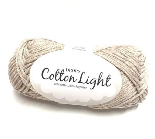 Cotton Light (21) hellbeige