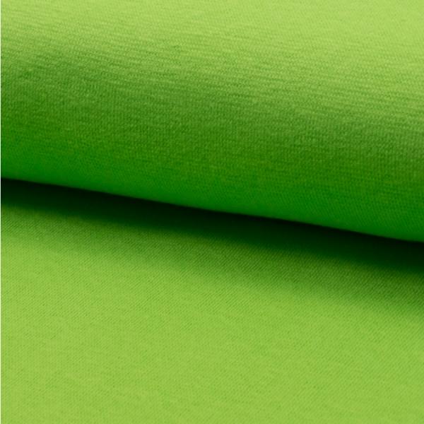 Bündchen-Schlauch hellgrün, lime