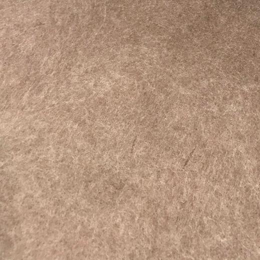 Filz waschbar beige taupe Stärke: 1,5mm Breite 90cm 165g/m2 100% Polyester