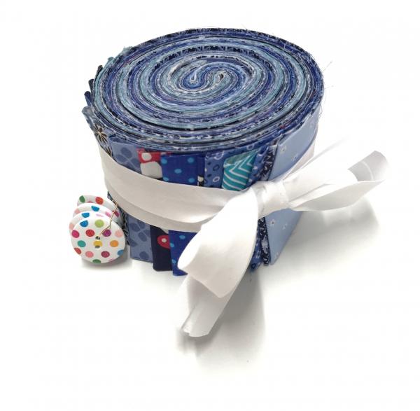 Jelly Roll Sea-Breeze (blau)