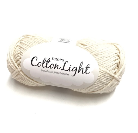 Cotton Light (01) natur