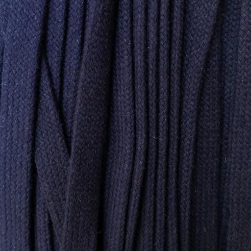 Flachkordel 17mm dunkelblau (35)