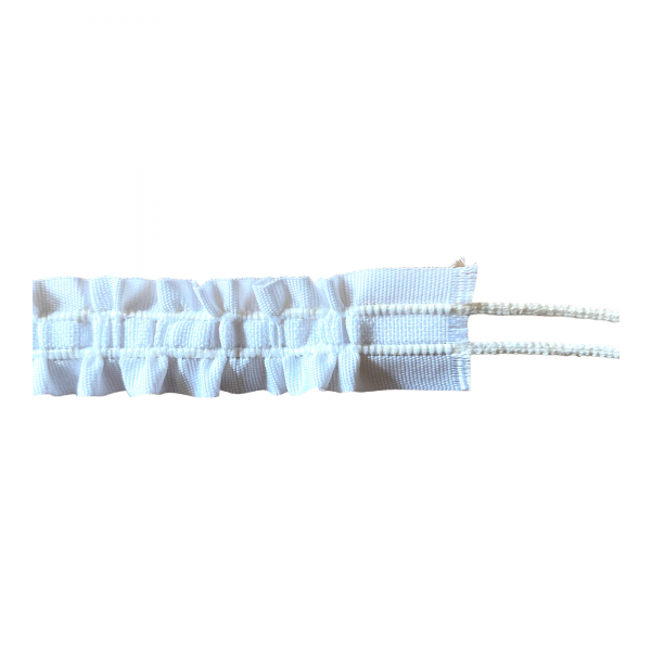 Kräuselband-Gardinenband 22 mm breit