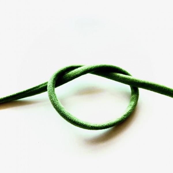 Samtkordel grün 6mm