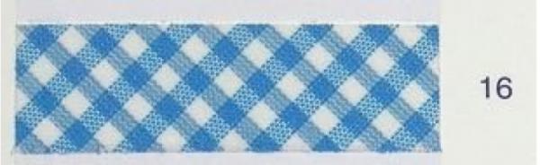 5m Schrägband Vichy-Karo 2mm hellblau (16)
