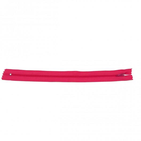 Reißverschluss, ca.25cm, pink (Farbnr. 396)