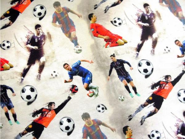 Jersey Digitaldruck Fußball-Stars Soccer