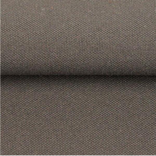 extrabreiter Vorhangstoff aus Polyester, anthrazit