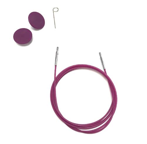 KnitPro Nadelseil 150cm für austauschbare Rundstricknadelspitzen