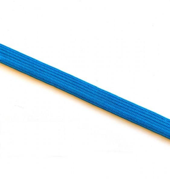 Gummiband 1 cm türkis 2m