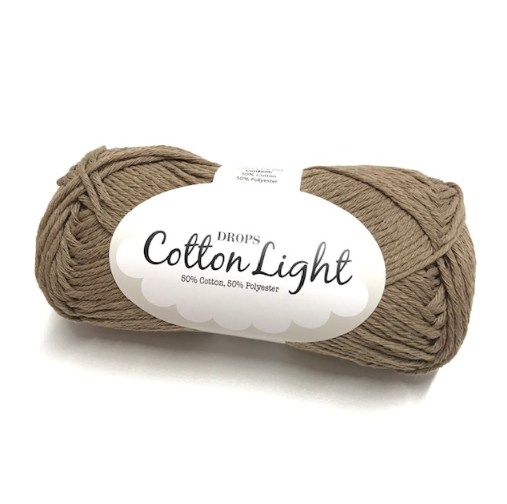 Cotton Light (22) braun