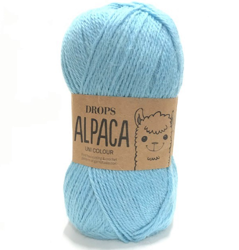Alpaca (2917) türkis uni