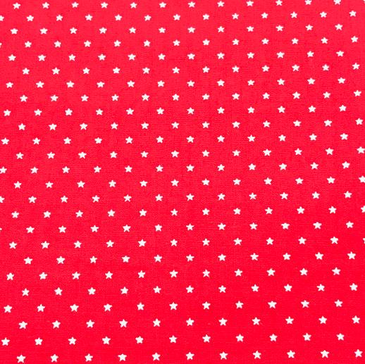Sommer-Sterne rot