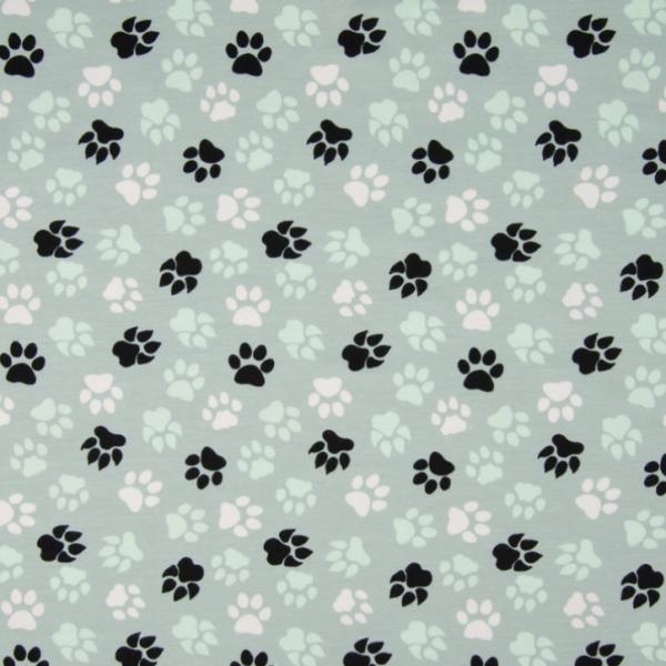 Jersey Hunde Pfoten mint