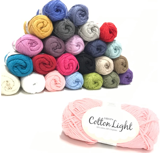 Cotton Light (05) hellrosa
