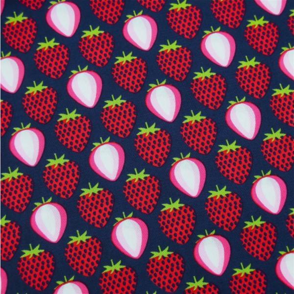 Erdbeeren dunkelblau