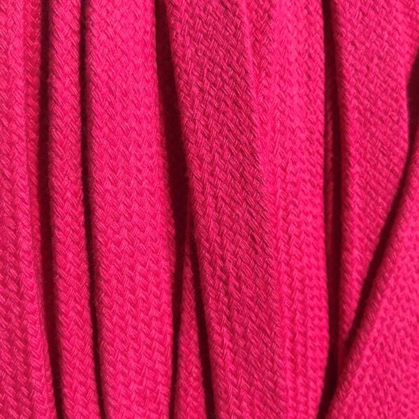 Flachkordel 17mm pink (38)