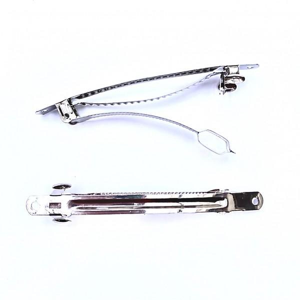 Haarspangen-Rohling 6 cm