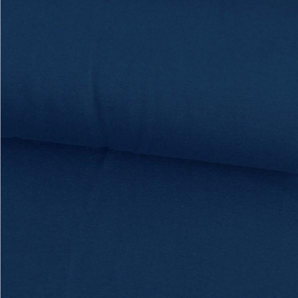 Bündchen-Schlauch dunkelblau