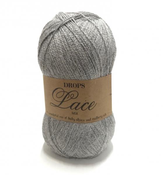 Lace (0501) hellgrau mix