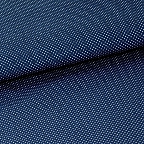 Minipunkte 1mm, dunkelblau