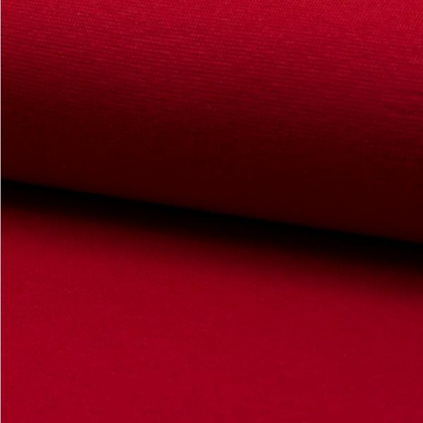 Bündchen-Schlauch rot