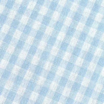 Vichy-Karo hellblau 2 Größen
