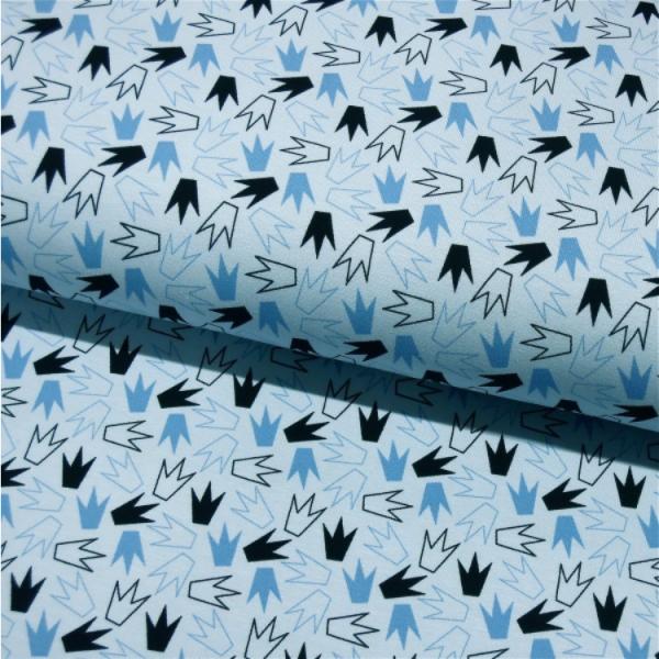 Jersey Kronen blau